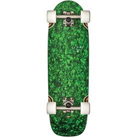 グローブ ユニセックス スケートボード ボード・板【Outsider Cruiser Complete】Green Pearl