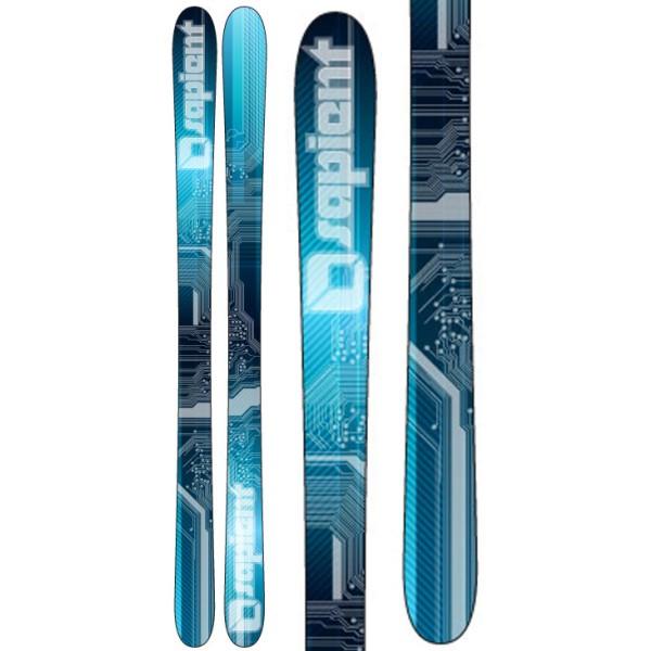 サピエント ユニセックス スキー・スノーボード ボード・板【Voltage TT1 Camrock Skis】