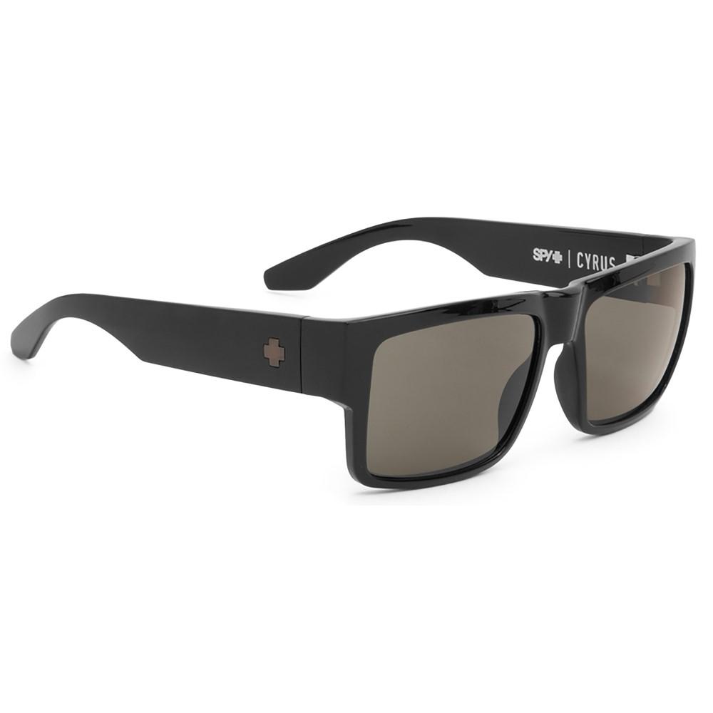 スパイ メンズ メガネ・サングラス【Cyrus Sunglasses】Black/ Happy Grey Green Lens