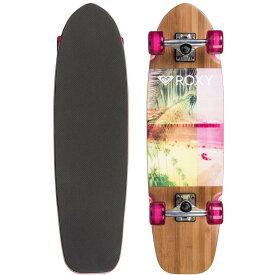 ロキシー レディース スケートボード ボード・板【Tropical Secret Cruiser Complete】
