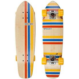 ロキシー レディース スケートボード ボード・板【Mac Fly Cruiser Complete】