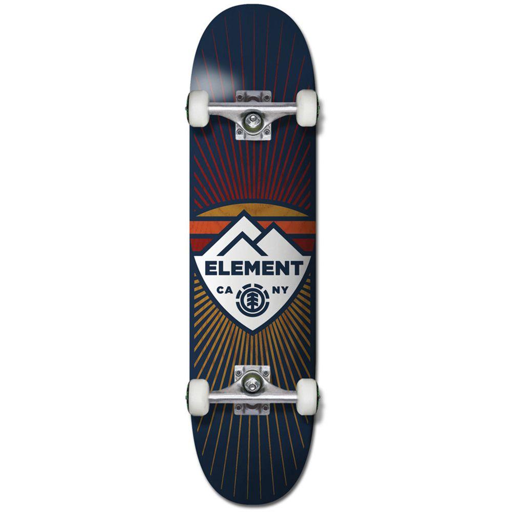 エレメント Element メンズ スケートボード ボード・板【Guard Skateboard Complete】