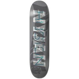 エレメント Element メンズ スケートボード ボード・板【Nyjah Overlay Skateboard Deck】