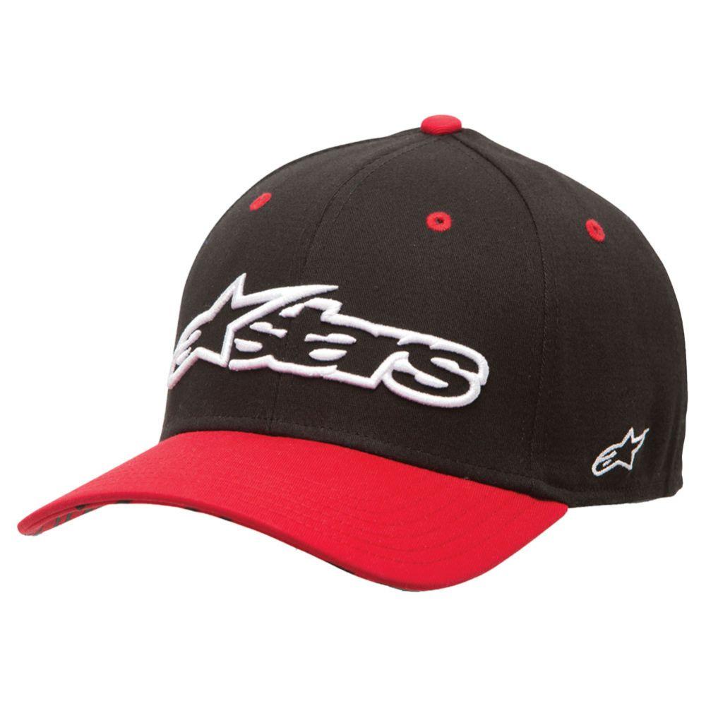 アルパインスター Alpinestars メンズ 帽子 キャップ【Rep Cap】Black