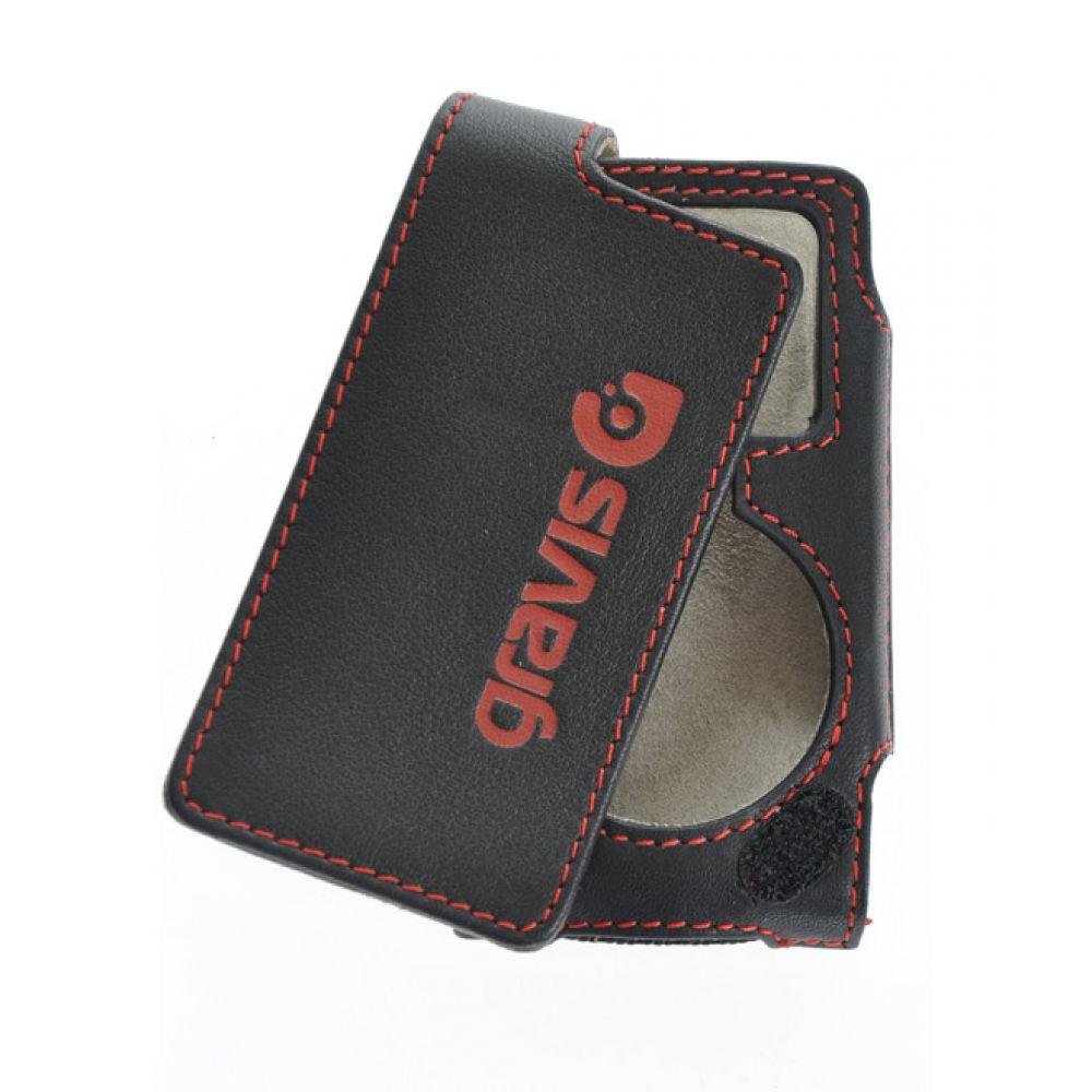 グラビス Gravis メンズ 雑貨【Shorty Leather Case】