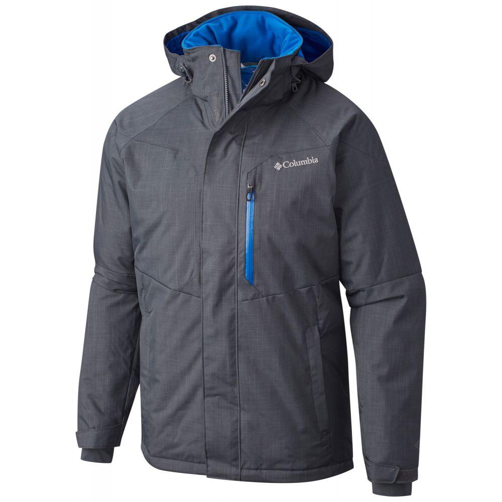 コロンビア Columbia メンズ スキー・スノーボード アウター【Alpine Action Ski Jacket 2019】Graphite