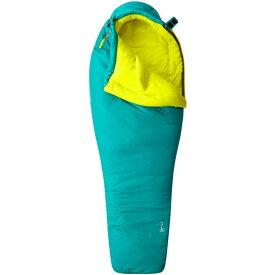 マウンテンハードウェア Mountain Hardwear レディース ハイキング・登山【Lamina Z Flame Sleeping Bag】Emerald