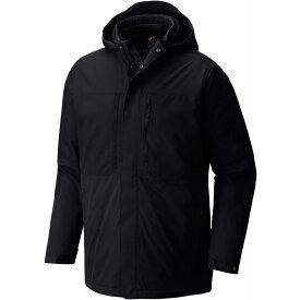 マウンテンハードウェア Mountain Hardwear メンズ アウター コート【Hardwave Parka Jacket】Black