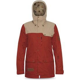 ダカイン Dakine メンズ スキー・スノーボード アウター【Wyeast Snowboard Jacket】Brick/Dune