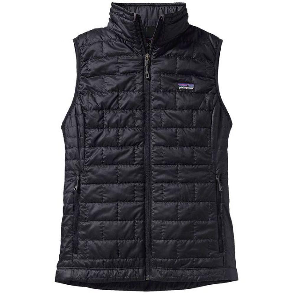 パタゴニア Patagonia レディース スキー・スノーボード トップス【Nano Puff Vest】Black