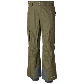 コロンビア Columbia メンズ スキー・スノーボード ボトムス・パンツ【Ridge 2 Run II Ski Pants】Peatmoss