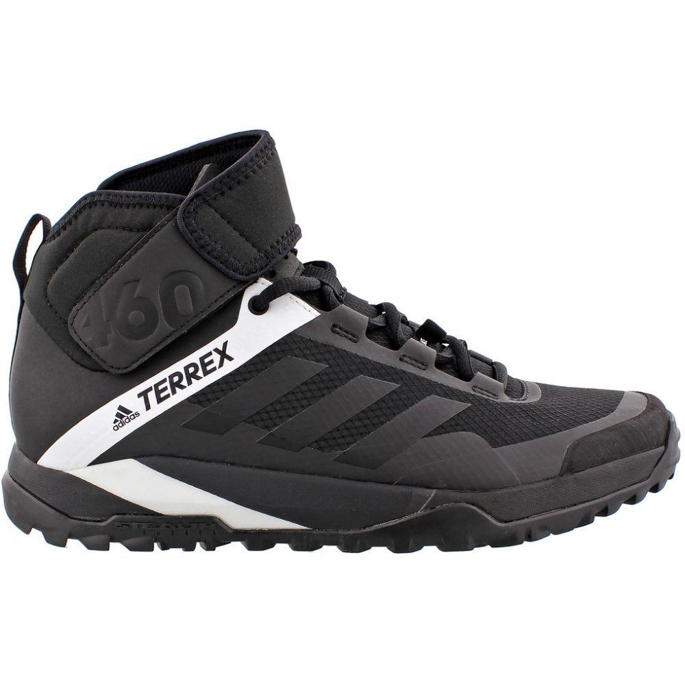 アディダス Adidas メンズ 自転車 シューズ・靴【Terrex Trail Cross Protect Mountain Bike Shoes】Black/Black/White