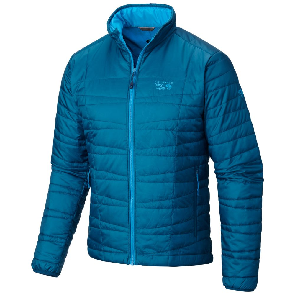 マウンテンハードウェア Mountain Hardwear メンズ アウター ジャケット【Switch Flip Jacket】Phoenix Blue/Dark Compass