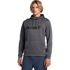 ハーレー Hurley メンズ スキー・スノーボード トップス【Therma Protect Pullover Hoodie】Dark Grey