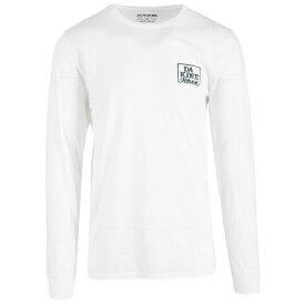 ダカイン Dakine メンズ トップス Tシャツ【Classic Brush T-Shirt】White Tropical
