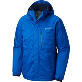 コロンビア Columbia メンズ スキー・スノーボード アウター【Alpine Action Ski Jacket】Azul
