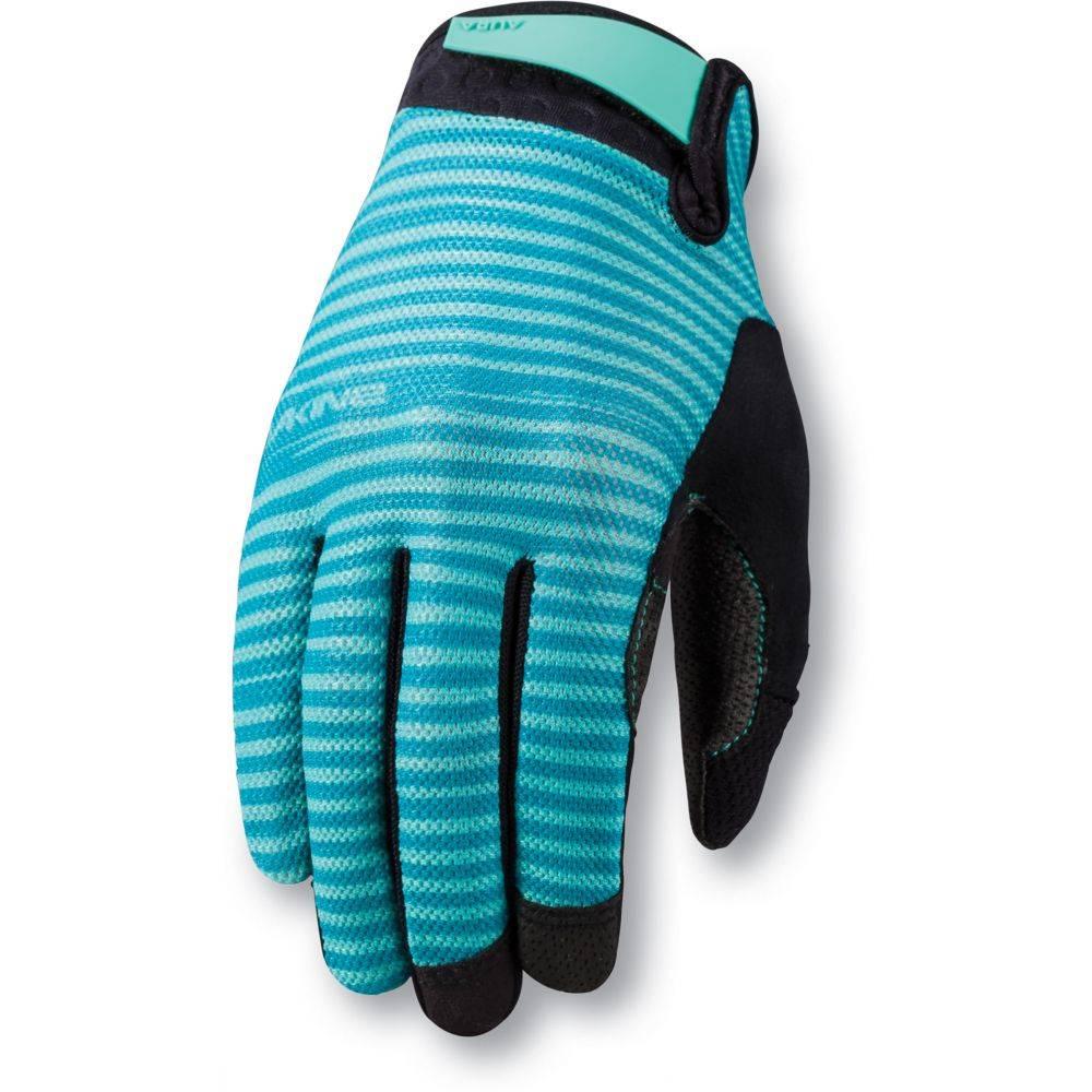 ダカイン Dakine レディース 自転車 グローブ【Aura Bike Gloves】Aqua Green