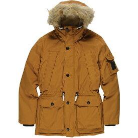 エレメント Element メンズ スキー・スノーボード アウター【Explorer Down Parka Snowboard Jacket】Gold Brown