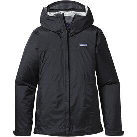 パタゴニア Patagonia レディース アウター ジャケット【Torrentshell Jacket】Black
