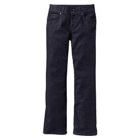 パタゴニア Patagonia レディース ボトムス・パンツ ジーンズ・デニム【Regular Rise Bootcut Jeans】Dark Wash