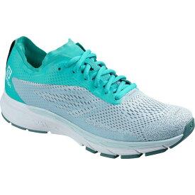 サロモン Salomon レディース ランニング・ウォーキング シューズ・靴【Sonic RA Pro 2 Running Shoes】Cashmere Blue/Bluebird/Illusion Blue
