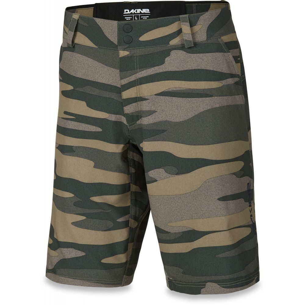 ダカイン Dakine メンズ 自転車 ボトムス・パンツ【Pace Bike Shorts】Field Camo
