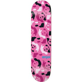 エンジョイ Enjoi メンズ スケートボード ボード・板【Repeater Skateboard Deck】Pink/Camo