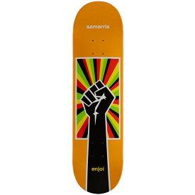 エンジョイ Enjoi メンズ スケートボード ボード・板【Uprise Skateboard Deck】Samarria Brevard