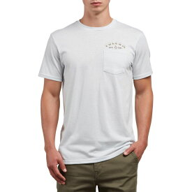 ボルコム Volcom メンズ トップス Tシャツ【Signer Pocket T-Shirt】White