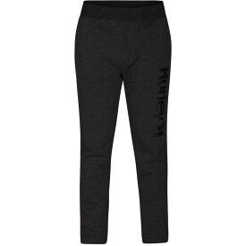ハーレー Hurley メンズ ボトムス・パンツ スウェット・ジャージ【Surf Check One & Only Track Sweatpants】Black Heather