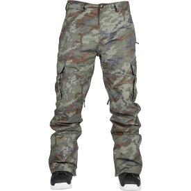 ボンファイヤー Bonfire メンズ スキー・スノーボード ボトムス・パンツ【Tactical Snowboard Pants】Olive Camo