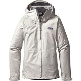 パタゴニア Patagonia レディース アウター ジャケット【Torrentshell Jacket】Birch White