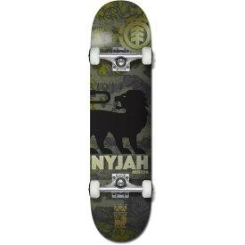 エレメント Element メンズ スケートボード ボード・板【Nyjah Texture Skateboard Complete】