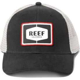 リーフ Reef メンズ 帽子 キャップ【Bank Cap】Black