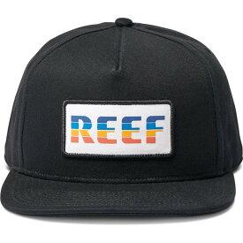 リーフ Reef メンズ 帽子 キャップ【Town Cap】Black