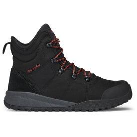 コロンビア Columbia メンズ ブーツ シューズ・靴【Fairbanks Omni-Heat Boots】Black/Rusty