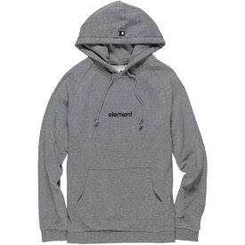 エレメント Element メンズ スキー・スノーボード パーカー トップス【Big Hood Pullover Hoodie】Grey Heather