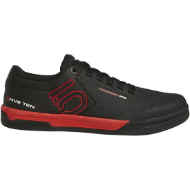 アディダス Adidas メンズ 自転車 シューズ・靴【Five Ten Freerider Pro Bike Shoes】Black/Red/White