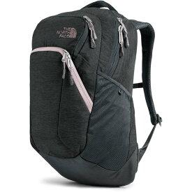 ザ ノースフェイス The North Face レディース バックパック・リュック バッグ【Pivoter Backpack】Asphalt Grey Light Heather/Ashen Purple