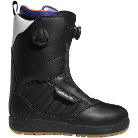 アディダス Adidas メンズ スキー・スノーボード ブーツ シューズ・靴【Response 3MC ADV Snowboard Boots 2020】Core Black/Footwear White/Gold Metallic