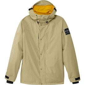 アディダス Adidas メンズ スキー・スノーボード ジャケット アウター【Utility Snowboard Jacket 2020】Sand/Collegiate Gold