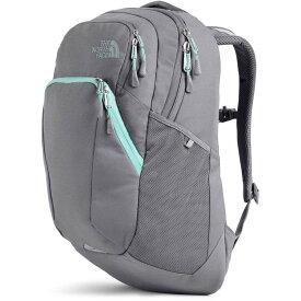 ザ ノースフェイス The North Face レディース バックパック・リュック バッグ【Pivoter Backpack】Zinc Grey/Windmill Blue