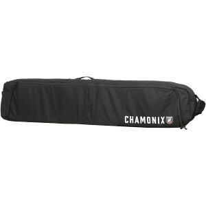 シャモニー Chamonix メンズ スキー・スノーボード スーツケース・キャリーバッグ【Mont Blanc Wheelie Roller Snowboard Bag】Black