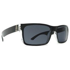 ドットダッシュ Dot Dash メンズ メガネ・サングラス 【Lads Sunglasses】Black Clear/Grey Lens