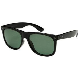 ドットダッシュ Dot Dash メンズ メガネ・サングラス 【Kerfuffle Sunglasses】Black Gloss/Grey Polarized Lens