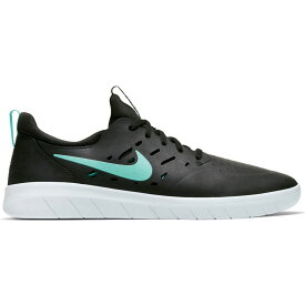 ナイキ Nike メンズ スケートボード シューズ・靴【SB Nyjah Free Skate Shoes】Black/Tropical Twist/Black/White
