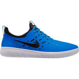 ナイキ Nike メンズ スケートボード シューズ・靴【SB Nyjah Free Skate Shoes】Photo Blue/Black/Photo Blue/White