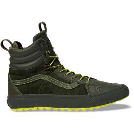 ヴァンズ Vans メンズ シューズ・靴 【Sk8-Hi MTE 2.0 DX Shoes】Forest Night/Primrose