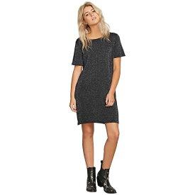 ボルコム Volcom レディース ワンピース ワンピース・ドレス【Effing Sweet Dress】Black