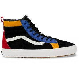 ヴァンズ Vans メンズ シューズ・靴 【Sk8-Hi 46 MTE DX Shoes】Black/Surf The Web